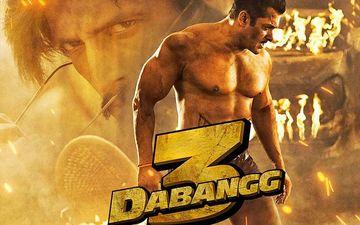 Dabangg 3: Saiee Manjrekar, Salman Khan And Sonakshi Sinha Starrer Dabangg 3 Releases Today