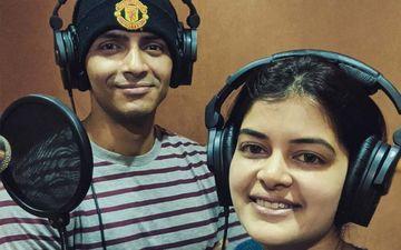 Love Aaj Kal Porshu: Arjun Chakrabarty, Madhumita Sarkar Does Dubbing For The Upcoming Film
