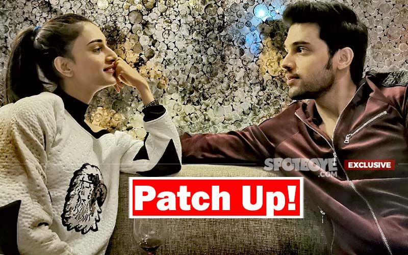 Erica Fernandes-Parth Samthaan Are Back In Each Other's Arms; Couple Ready To Give Their Relationship Another Chance- EXCLUSIVE