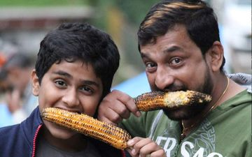 Director Prasad Oak Celebrates 'Father-Son' Time With Mayank Oak On His Birthday