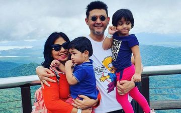 Swwapnil Joshi's Reunion With His Children Will Give You Happy Tears