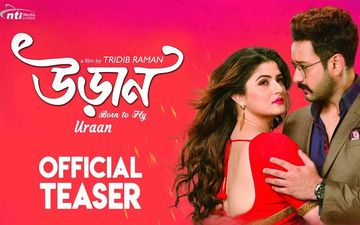 Uraan Teaser Out: Srabanti Chatterjee, Shaheb Bhattacharjee Starrer Is A Struggle Of A Teacher For Justice