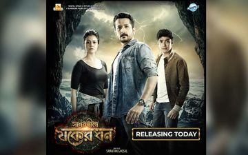 Sagardwipey Jawker Dhan Released Today: Raj Chakraborty, Nusrat Jahan, Mainak Bhaumik And Other Wishes Best To Team