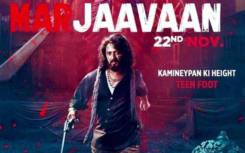 Marathi Mulga Riteish Deshmukh's Upcoming Hindi Film 'Marjaavan' Trailer Will Be Out Today