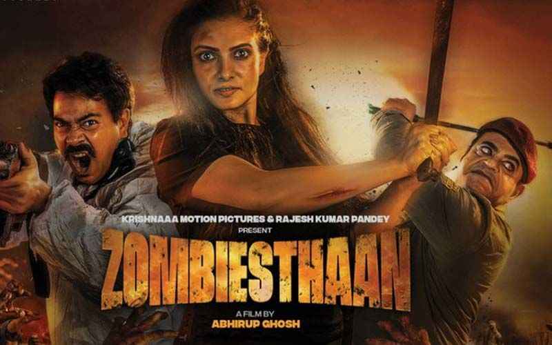 Zombiesthaan Poster Released: Tanusree Chakraborty And Rudranil Ghosh Starrer Looks Intriguing