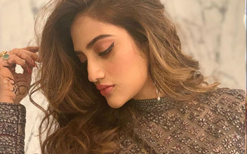 Nusrat Jahan Nails The Saree Look-Yet Again, See Pictures on Instagram