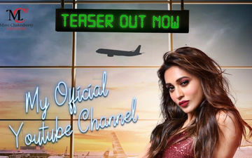 Mimi Chakraborty Launches Her Own Youtube Channel, Shares Teaser On Twitter