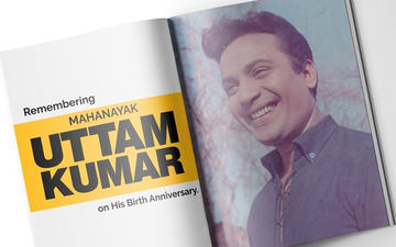 Uttam Kumar Birth Anniversary: Celebrities Remembers Bengali Mahanayak