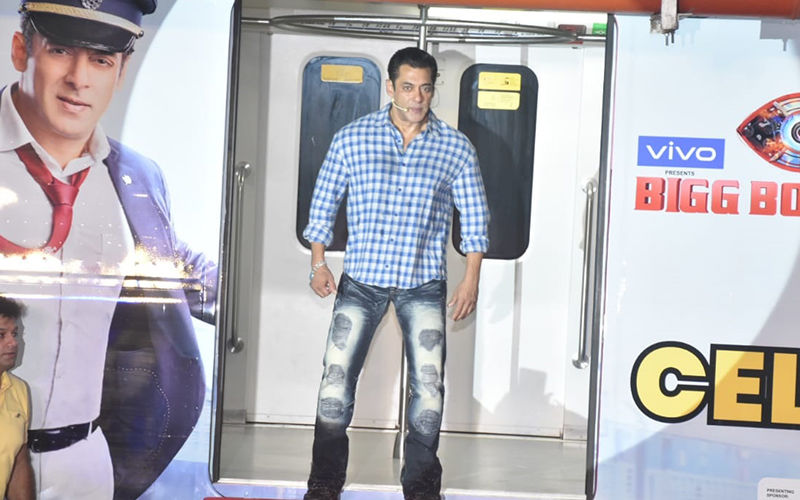 Salman Khan Gets Into An Argument With A Photographer At The Bigg Boss 13 Event Launch: Watch Video