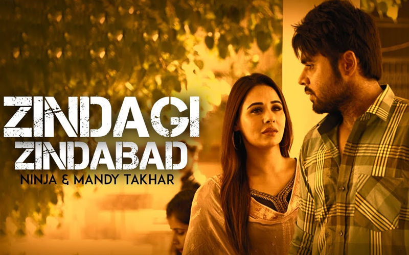 Ninja And Mandy Takhar Starrer 'Zindagi Zindabaad' To Release On This Date; Details Inside