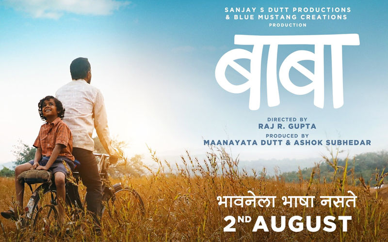 Sanjay Dutt's 'Baba' Releasing Tomorrow: Abhijit Khandkekar Announced Advanced Bookings