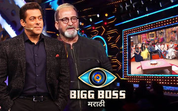Salman Khan Launches Musical Trailer Of Mahesh Manjrekar's Upcoming Marathi Film In Bigg Boss Marathi Season 2