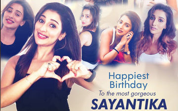 Happy Birthday Sayantika Banerjee: Celebrities Pour In Wishes As The Actress Celebrates Her Special Day