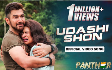 Panther: Udashi Shon Song Starring Jeet And Shraddha Das Crosses 1 Million View On YouTube