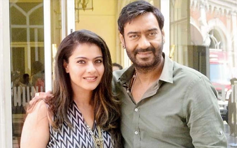 A Rom-Com From Ajay Devgn And Kajol? Duo To Share Screen Space For The 10th Time - Report