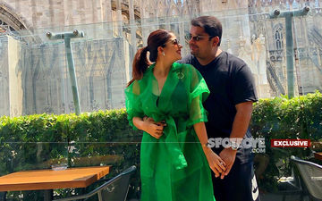 Bigg Boss Fame Nehha Pendse Makes Her Relationship With Shardul Singh Bayas Official- EXCLUSIVE