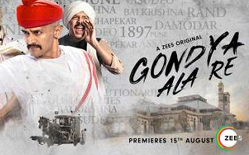 'Gondya Ala Re' New Historic Web Series : Bhushan Pradhan Shares His Exciting New Picture A Day Before Release