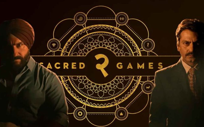Sacred Games 2 Is Now Streaming On Netflix