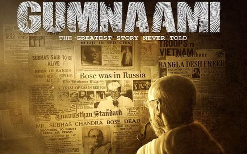Prosenjit Chatterjee Starrer 'Gumnaami' Teaser Gets Love From Celebs, Raj Chakraborty Calls It Outstanding