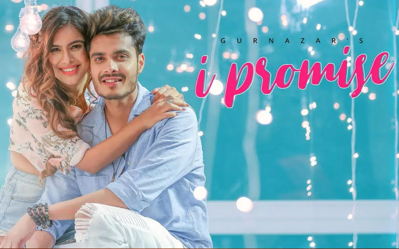 Gurnazar's Latest Romantic Track 'I Promise' Featuring Neha Malik Is Playing Exclusively On 9X Tashan