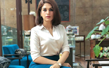 Shraddha Das Shares Her Shooting Diaries In Wakhra Style, Watch The Video Here