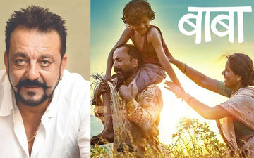Sanjay Dutt's Marathi Production Debut 'Baba' Will Be Screened At Golden Globes 2020