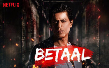 Netflix Horror Series 'Betaal': Siddharth Menon Is Starstruck On Meeting Producer Shahrukh Khan