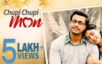 Love Story Song Chupi Chupi Mon: Bonny Sengupta, Rittika Sen Starrer Crosses 5 Lakh Views On Youtube