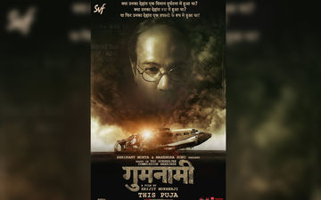 Gumnaami: Srijit Mukherji Releases Hindi Version Poster Of His Upcoming Film