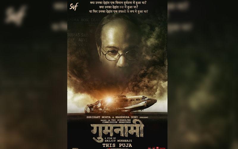 Gumnaami: Srijit Mukherji Releases Hindi Version Poster Of His Upcoming Film