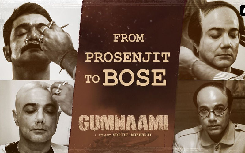 Gumnaami: Srijit Mukherji Shares Video Of Unbelievable Transformation of Prosenjit Chatterjee To Netaji