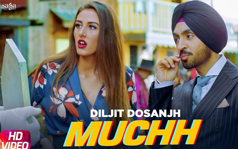 Muchh: Diljit Dosanjh's Heavyweight Bhangra Track Is Out Now