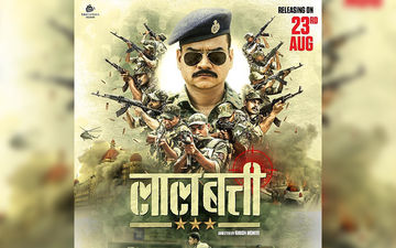Ankush Chaudhari Wishes Good Luck To 'Lal Batti' For Its Release Tomorrow