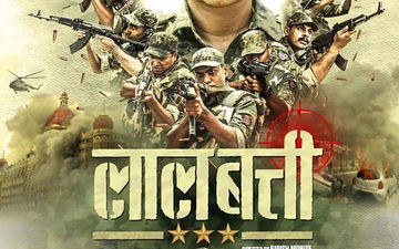 Lal Batti: Ravi Jadhav, Hardeek Joshi, Smita Gondkar Wish Luck For The Film's Release Today