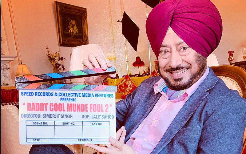 'Daddy Cool Munde Fool 2' BTS Video: Jaswinder Bhalla Having Fun With Jassie Gill And Ranjit Bawa On The Sets