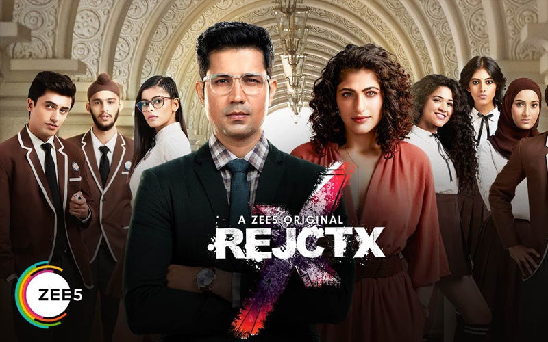 Binge Or Cringe: Rejctx Review: This Kubbra Sait And Sumeet Vyas Starrer Bites Off More Than It Can Chew