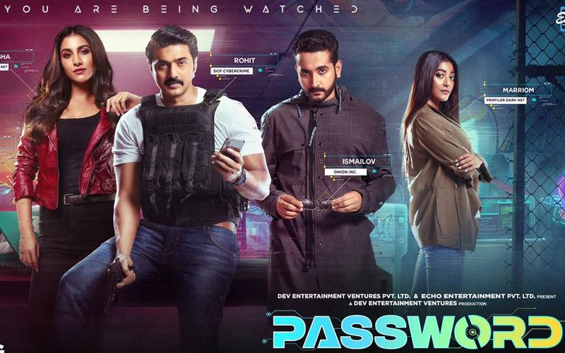 Password: Actor Dev Adhikari Unveils First Official Poster Of His Multi-starrer Film