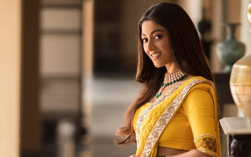 Paoli Dam Looks Ray Of Sunshine In This Bright Yellow Lehenga, Shares Pictures On Instagram