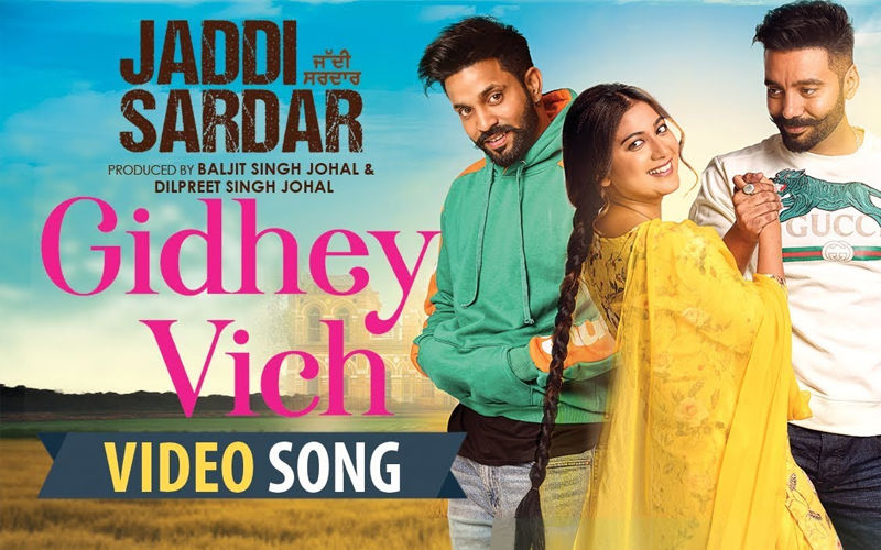'Gidhey Vich': Jaddi Sardar's Latest Gidda Number Is Out Now!