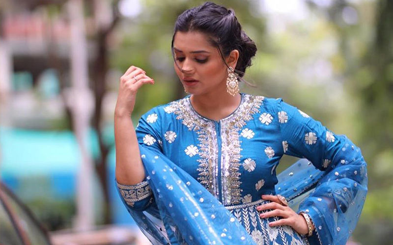 Hruta Durgule Coming Soon As 'Chiu' In A New Short Film 'Strawberry Shake'