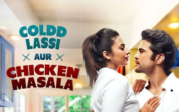 Coldd Lassi Aur Chicken Masala: ALTBalaji's New Show Starring TV Favourites Rajeev Khandelwal And Divyanka Tripathi Is Out Next Week