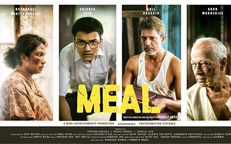 Abhiroop Basu's Short Film 'Meal' is an Official Selection at Arctic Film Festival 2019