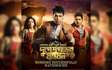 'Durgeshgorer Guptodhon' Achieves Big, Completes 75 Days in Theatres