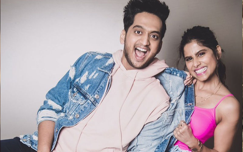 Amey Wagh Shares Marathi Stand-Up Video Of 'Girlfriend' Sai Tamhankar