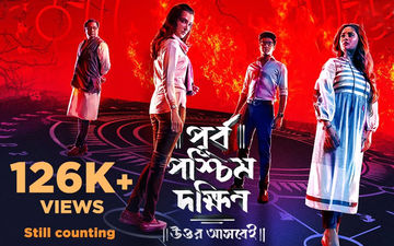 Purbo Poschim Dokkhin Teaser Starring Crosses 126K Views On Youtube, Raajhorshee Dey Shares On Twitter