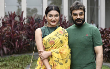 Robibaar: Prosenjit Chatterjee And Jaya Ahsan To Come Together For First Time In Atanu Ghosh's Next, Shares Teaser Poster On Twitter