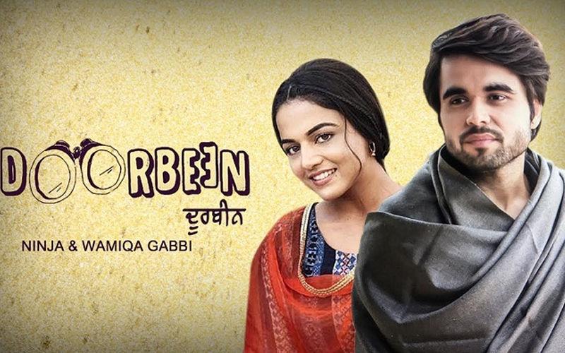 Doorbeen: Ninja And Wamiqa Gabbi Look Beautiful As Shinda And Noor In New Poster