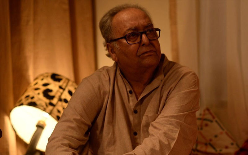 Veteran Actor Soumitra Chatterjee To Appear in Shymal Bose's Next Untitled Project