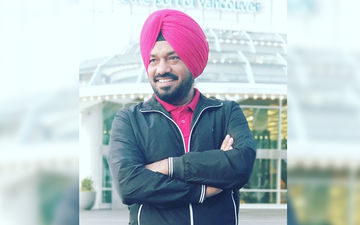 Gurpreet  Ghuggi Shares Throwback Picture From The Trunk Of His Childhood Memories