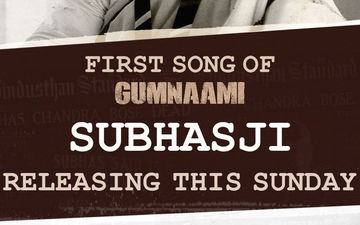Gumnaami First Song Subhasji: Prosenjit Chatterjee Starrer Song To Release On This Date, Read Inside